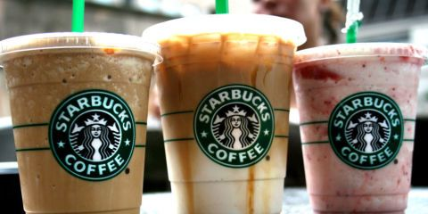 Starbucks Drinks With The Highest Calorie
