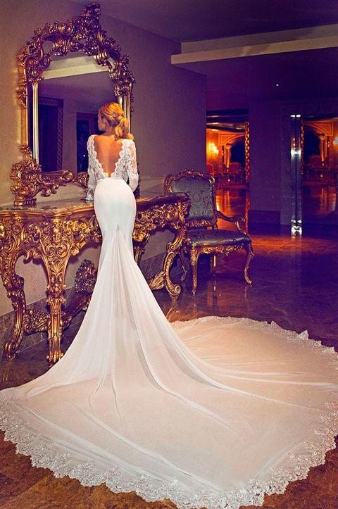 The first Jennifer Aniston wedding dress photo has left everyone ...
