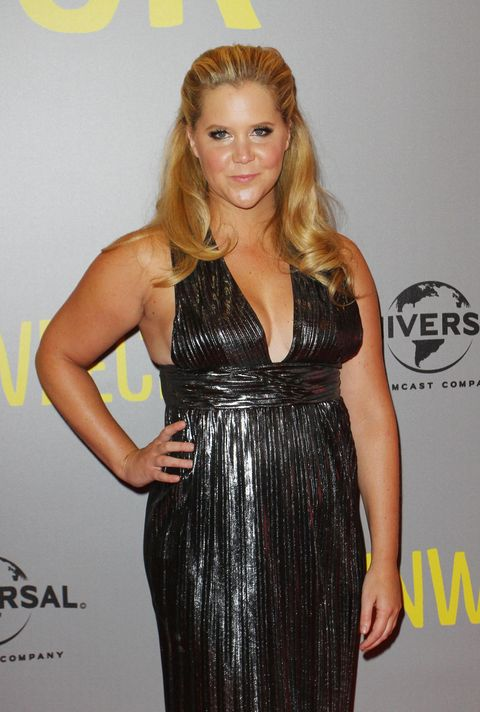 Amy Schumer at the premiere of Trainwreck 2015