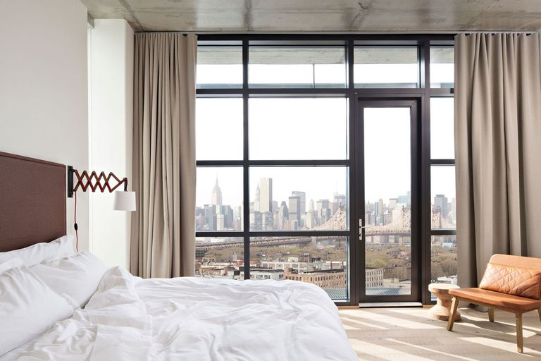 Boro Hotel Brand Ing New And Based In Long Island City The Arty Patch Of Queens That S On Up With Its Quick Commute To Centre Town