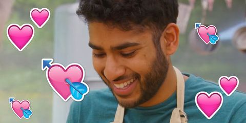 Everyone fancies Tamal on GBBO right?