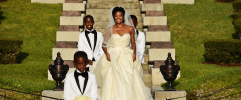 Gabrielle union turned her wedding video into a rom com junglespirit Images