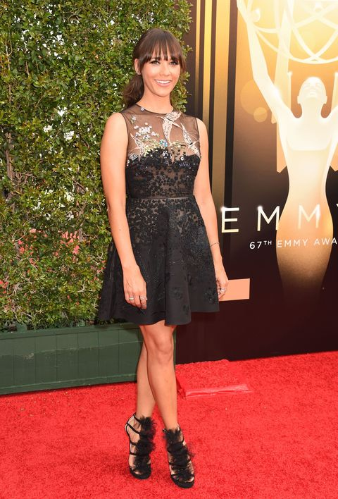 Rashida Jones at the Creative Arts Emmy Awards September 2015