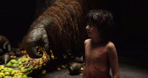 The new Jungle Book trailer