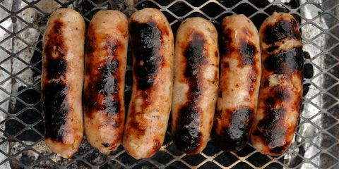 1 in 10 veggie sausages contain meat - some hotdogs found to contain