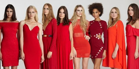Catwalk To Cosmo: Red
