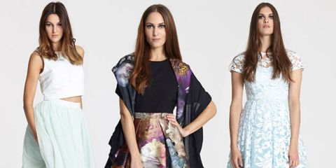 Ted Baker discount fashfest