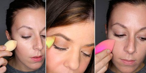 How to use beauty blenders for all your makeup