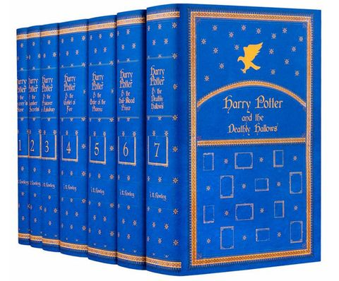 Harry Potter fans are NOT happy about these special edition book covers