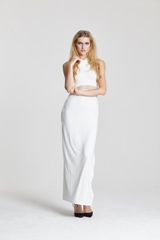 "<a target=""_blank"" href=""http://www.asos.com/asos/asos-cross-front-halter-mesh-maxi-dress/prod/pgeproduct.aspx?iid=5455085&clr=Black&SearchQuery=ASOS+Cross+Front+Halter+Mesh+Maxi+Dress&SearchRedirect=true"">Dress</a> and <a target=""_blank"" href=""http://www.asos.com/asos/asos-play-the-game-lace-up-high-shoes/prod/pgeproduct.aspx?iid=5257621&clr=Black&SearchQuery=black+heels&pgesize=36&pge=3&totalstyles=490&gridsize=3&gridrow=6&gridcolumn=3"">shoes</a>, both ASOS"