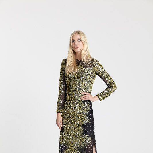 "<a target=""_blank"" href=""http://www.asos.com/ASOS/ASOS-RED-CARPET-Mermaid-Embellished-Maxi-Dress/Prod/pgeproduct.aspx?iid=5357583&amp&#x3B;cid=2623&amp&#x3B;sh=0&amp&#x3B;pge=0&amp&#x3B;pgesize=204&amp&#x3B;sort=-1&amp&#x3B;clr=Black&amp&#x3B;totalstyles=377&amp&#x3B;gridsize=3 "">Dress</a> and <a target=""_blank"" href=""http://www.asos.com/ALDO/ALDO-Miroiwen-Black-Leather-Ghillie-Tie-Up-Sandals/Prod/pgeproduct.aspx?iid=5335066&amp&#x3B;cid=4172&amp&#x3B;sh=0&amp&#x3B;pge=0&amp&#x3B;pgesize=36&amp&#x3B;sort=-1&amp&#x3B;clr=Black+suede&amp&#x3B;totalstyles=1753&amp&#x3B;gridsize=3"">shoes</a>, both ASOS"