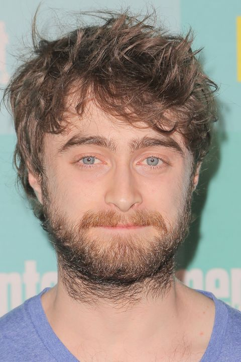 Daniel Radcliffe Has Shaved Off All His Hair