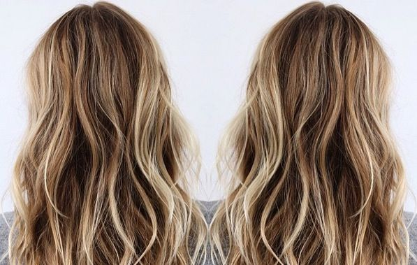 Tips for healthy beach blonde hair