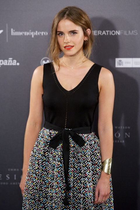 Emma Watson shares the truth about how sexism impacts the film industry