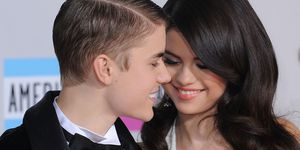 Justin Bieber and Selena Gomez relationship 2012