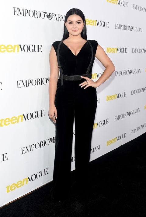 Ariel Winter at Teen Vogue's Young Hollywood party