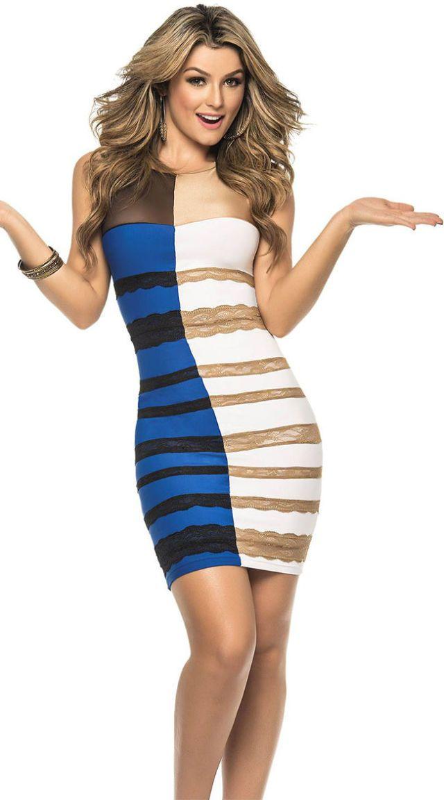 The dress Halloween costume  sc 1 st  Cosmopolitan & The Dress is now a Halloween costume