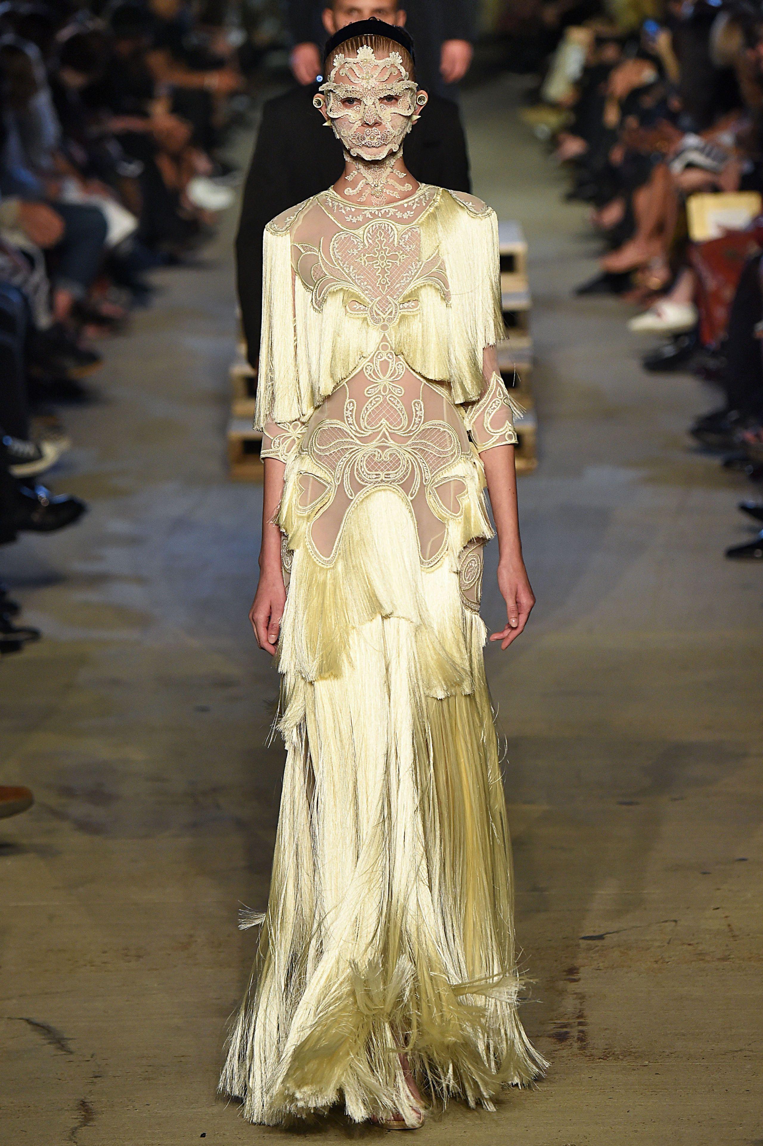 Beatiful Dresses Fashion Show