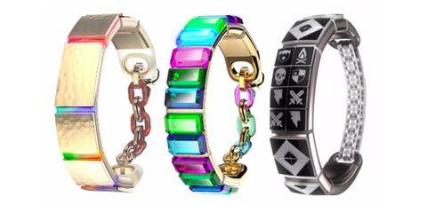 Gemio friendship bracelets that light up