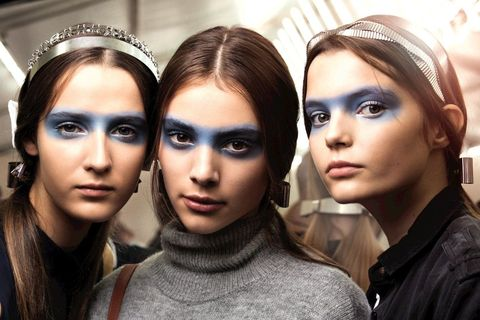Chanel Spring/Summer 2016 beauty look