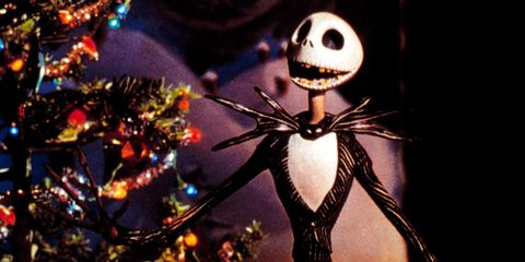 the nightmare before christmas director has just settled a major debate