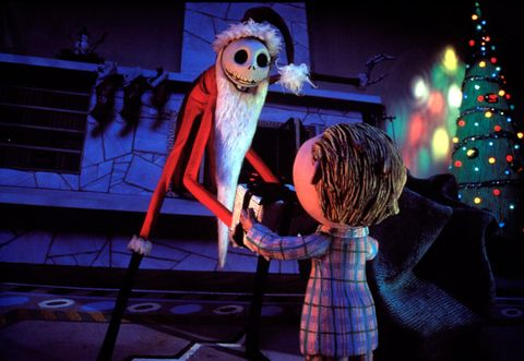 the nightmare before christmas director has just settled a major debate - Is Nightmare Before Christmas A Christmas Movie