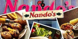 New Nando's menu