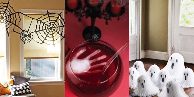 Halloween decorations - 15 Halloween decoration ideas to try