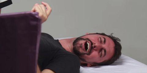 Women Bikini Wax Their Boyfriends Video
