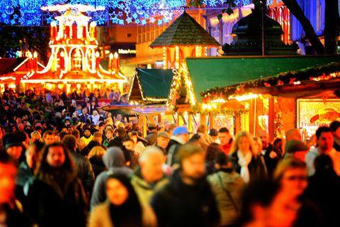when does birmingham christmas market start