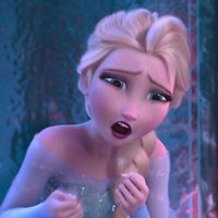 Frozen Facial Expressions