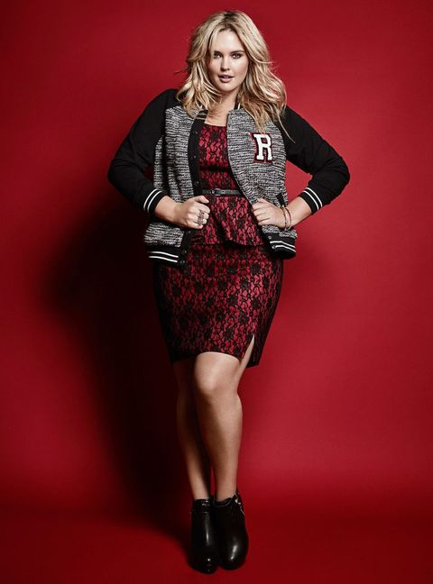 Rebel Wilson for Torrid