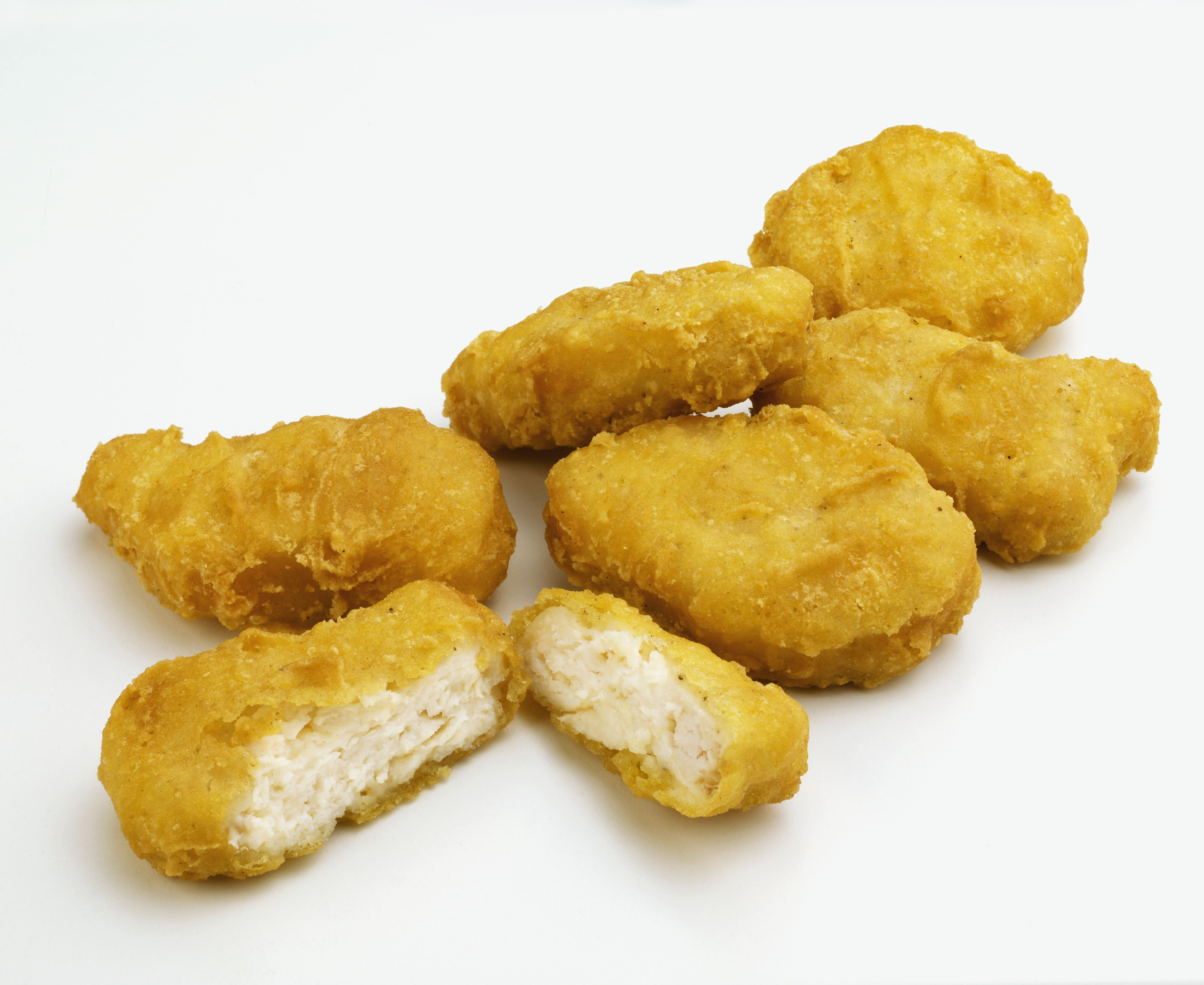 Mcdonalds Chicken Nugget