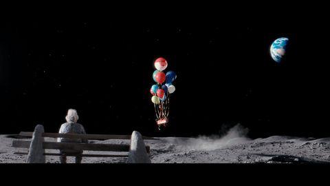 The John Lewis Christmas advert is here!