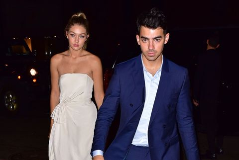 Joe Jonas and Gigi Hadid have apparently split up