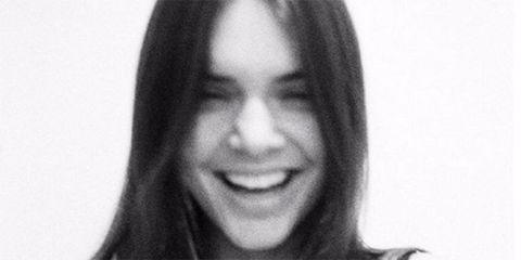 Kendall Jenner frees the nipple for her 40 million Instagram followers