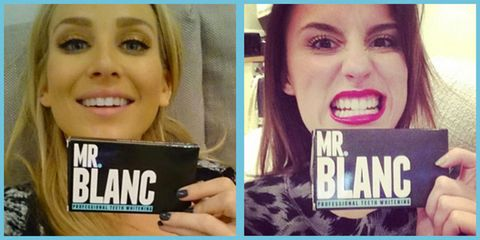 The White Teeth Trick Celebs Like Stephanie Pratt Swear By And