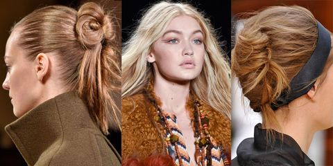 The 5 key hair trends to wear for winter 2015