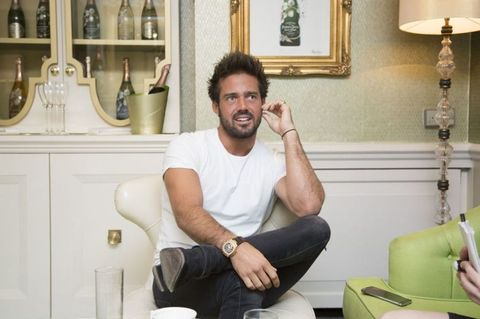 Spencer Matthews in his natural habitat (surrounded by luxury) Made in Chelsea