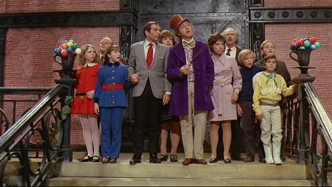 Here's what the stars of the original Charlie and the Chocolate Factory look like now