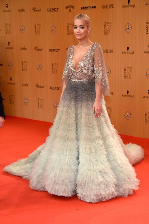 Rita Ora wore THE most incredible dress at the 2015 Bambi Awards