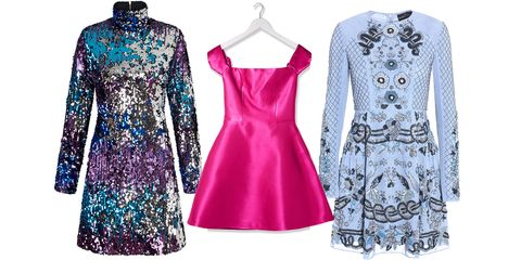 The best blow-out party dresses for girls with no budget