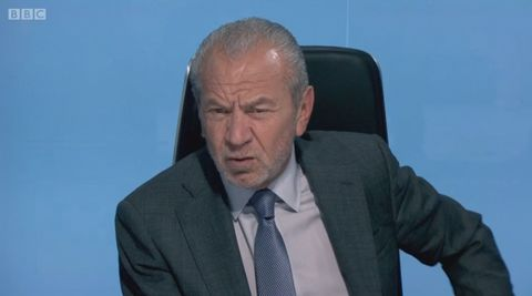 Lord Sugar went mad in The Apprentice and fired three candidates last night