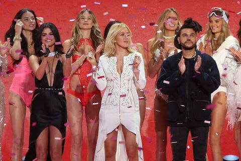 A sneak peek at Ellie Goulding, Selena Gomez and The Weeknd's Victoria's Secret Fashion Show performances