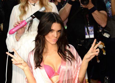 Kendall Jenner Victoria's Secret Fashion Show 2015