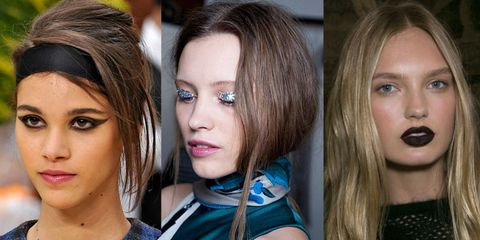 The 5 key makeup trends to try for winter 2015