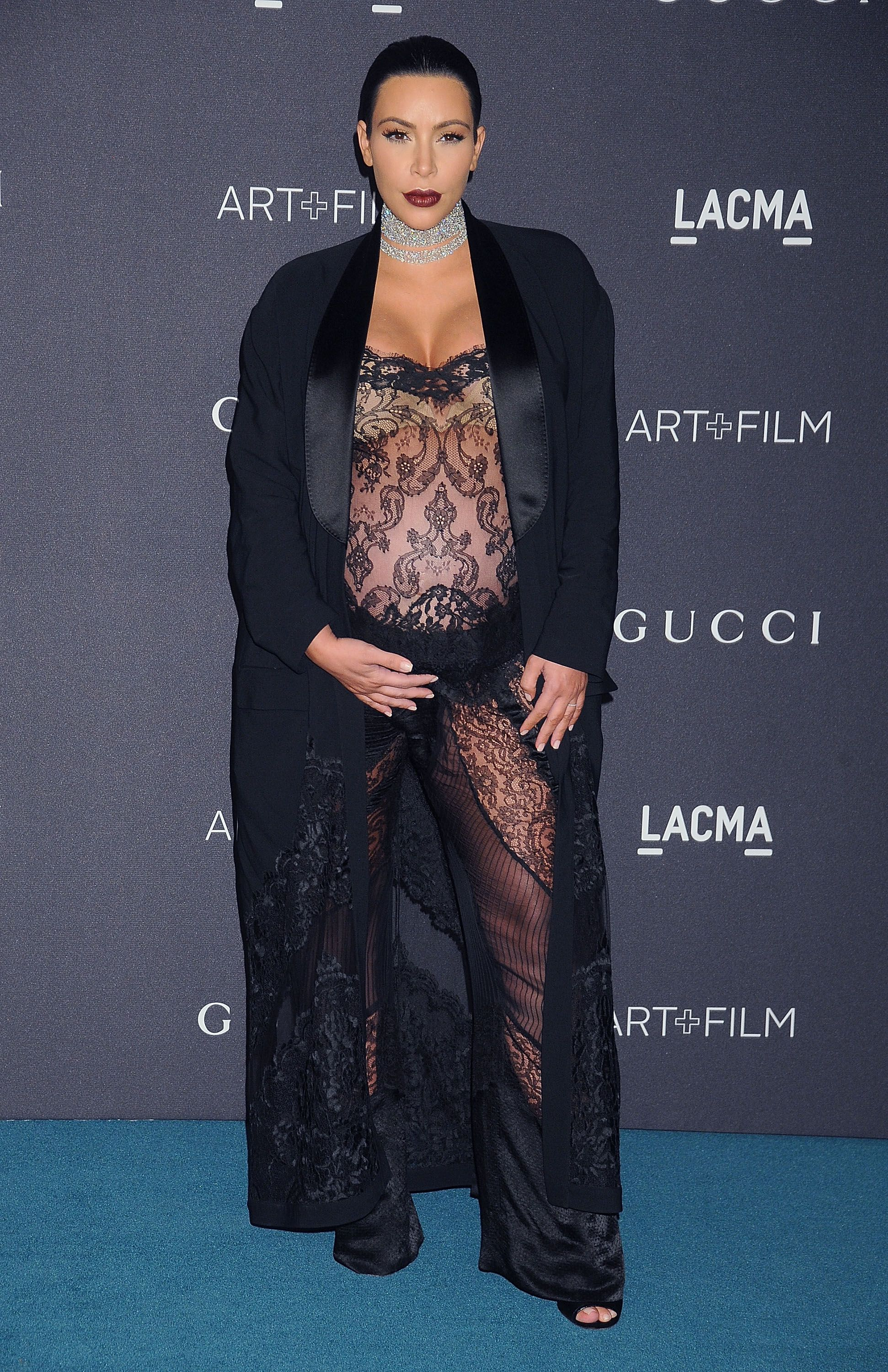 Kim Kardashian\'s most stylish outfits ever
