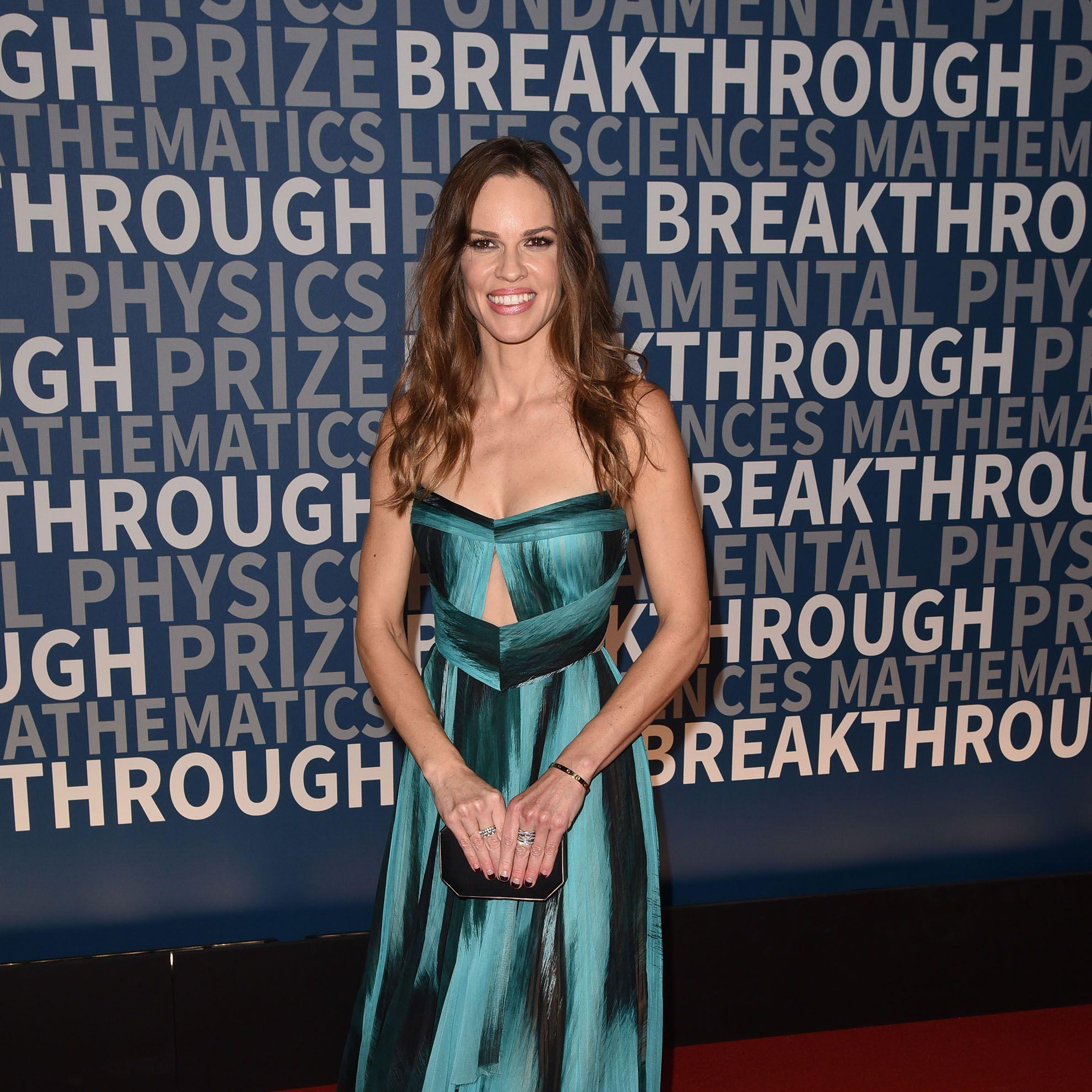 Celeb fashion at the Breakthrough prize ceremony 2015