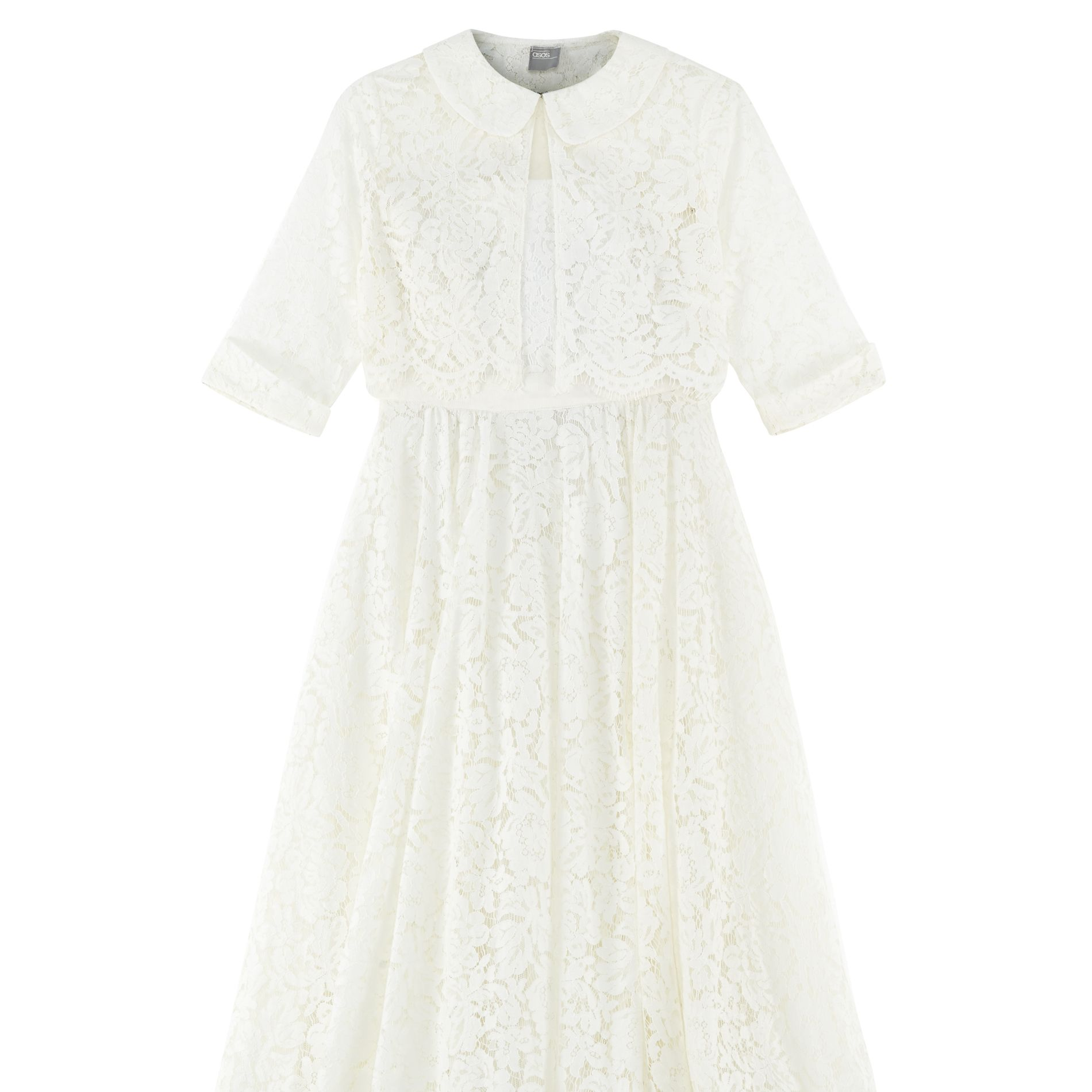 ASOS are doing a wedding dress collection and it's the best news ever