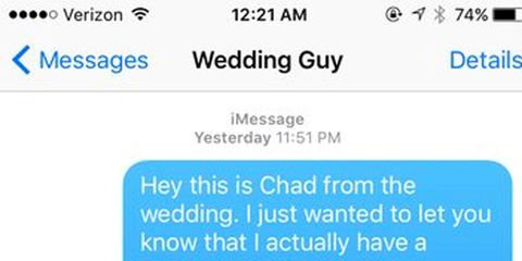 This straight guy's reaction to being asked out by a gay man is so great